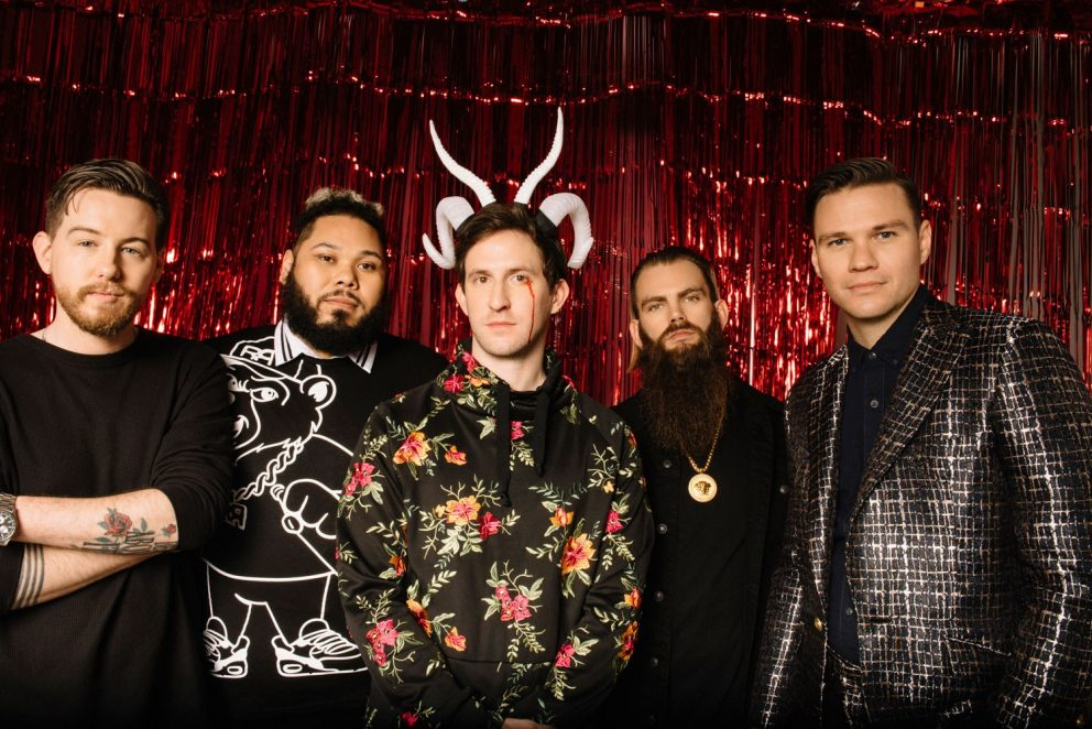 "Dance Gavin Dance: ""The only thing that we have to concentrate on is keeping it fresh"""
