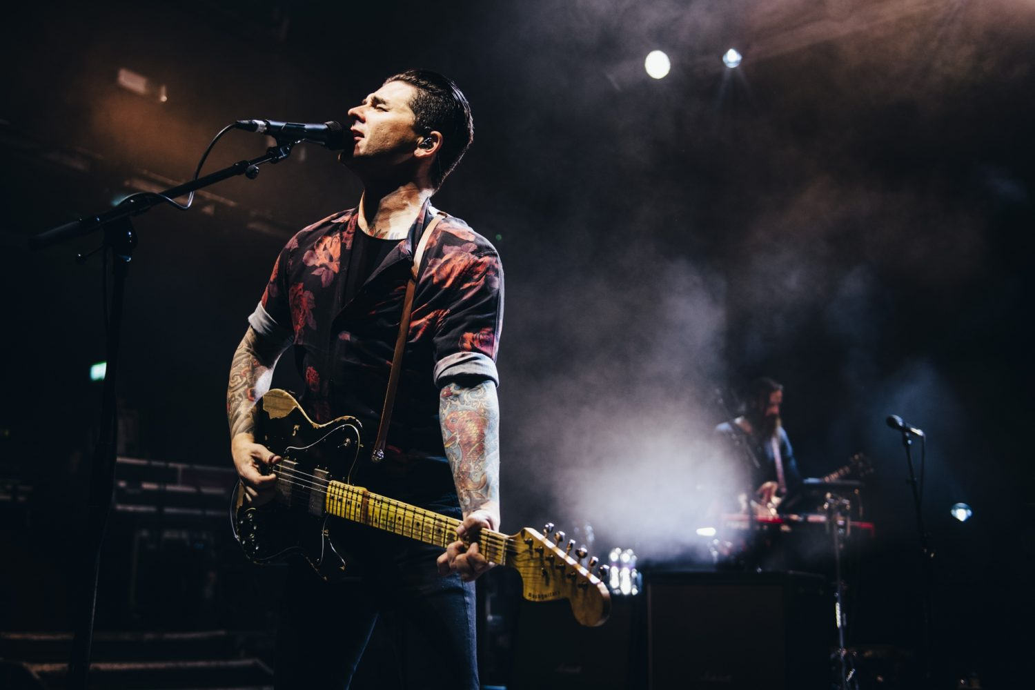 Chris Carrabba has reimagined three Dashboard Confessional albums