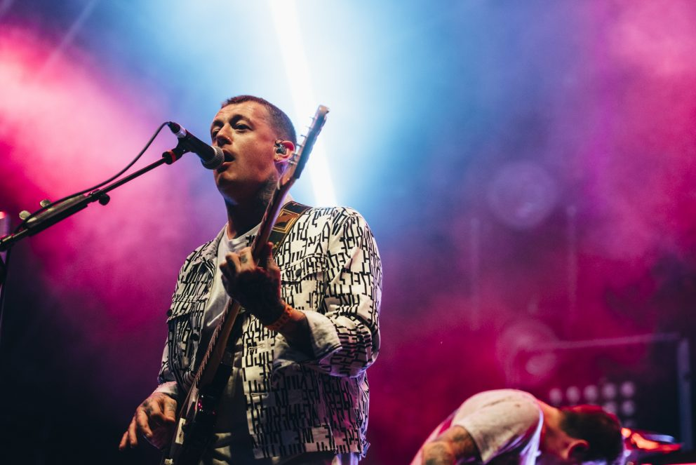 Deaf Havana are worthy headliners at 2000trees 2019