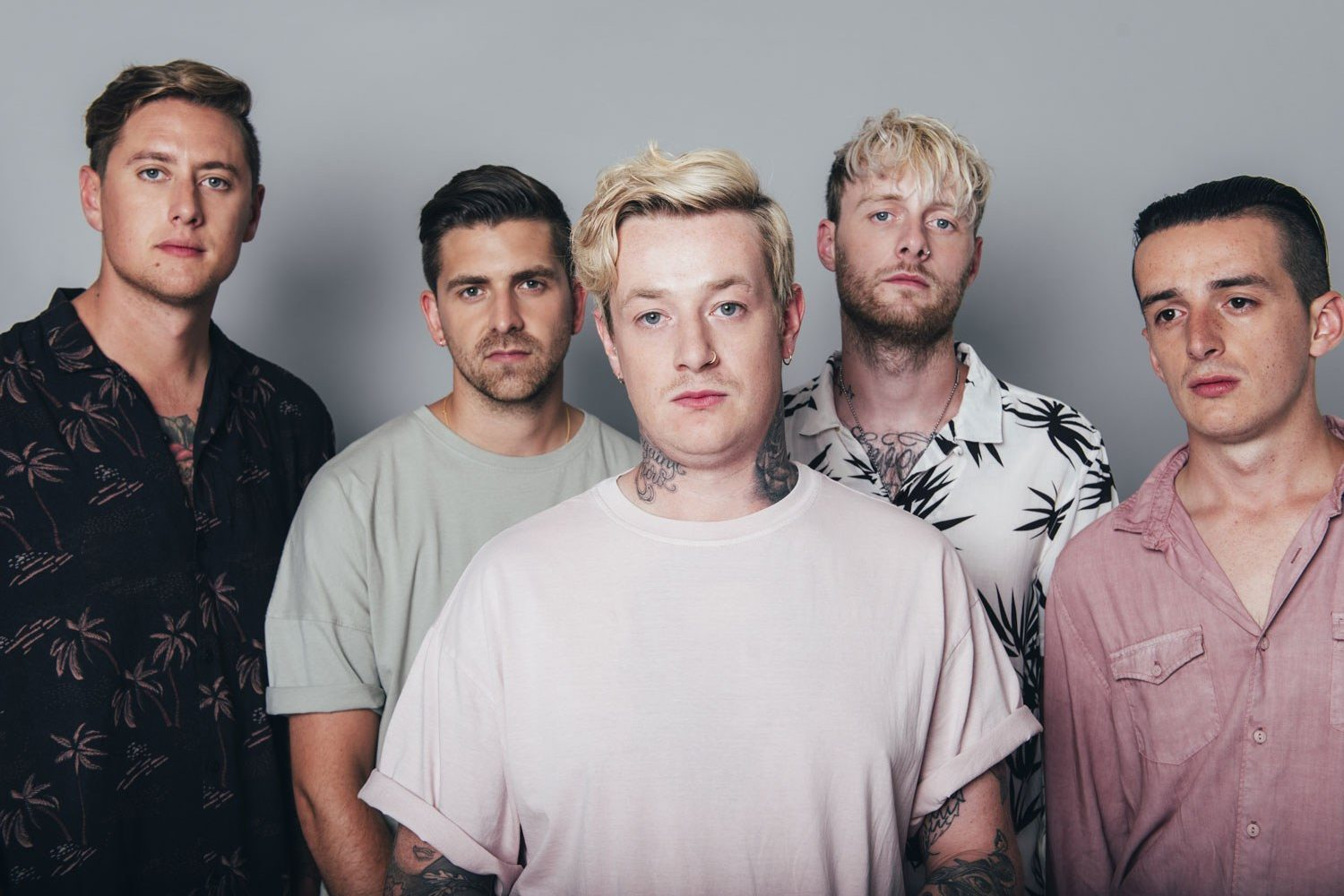 """Deaf Havana: """"It's such a different record; I have no idea what people are going to think"""""""