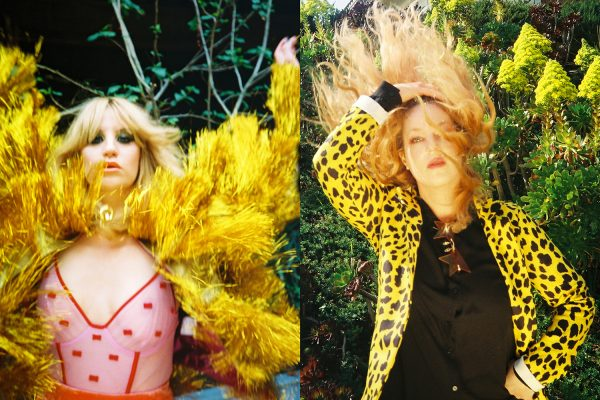 Deap Vally have confirmed details of an upcoming EP with new single, 'Give Me a Sign'