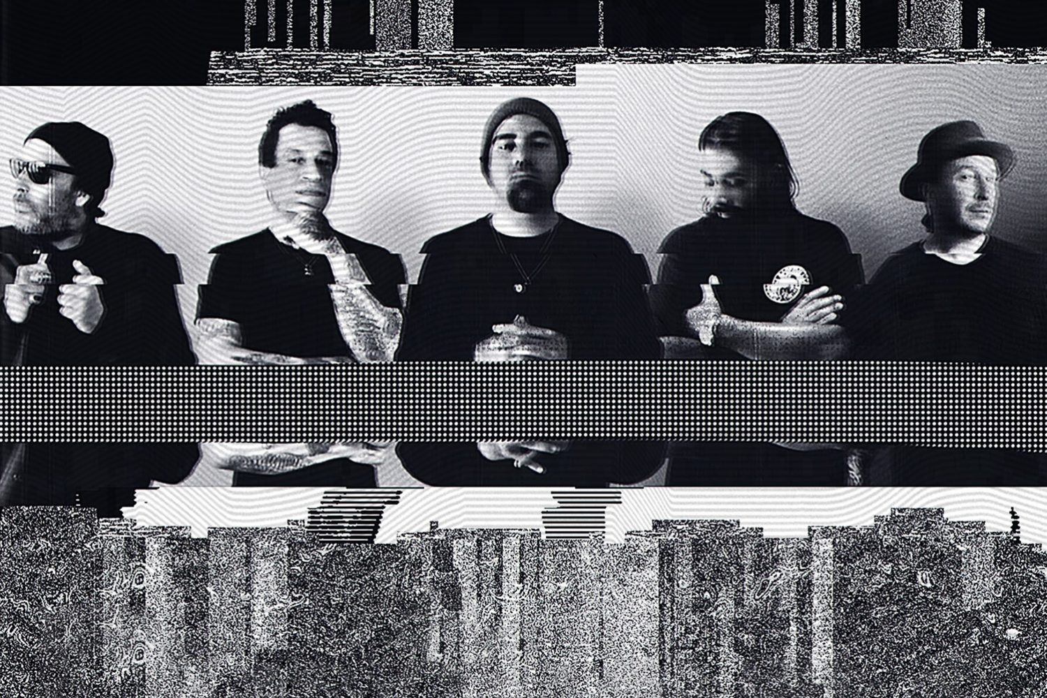 Introducing the new issue of Upset, featuring Deftones!