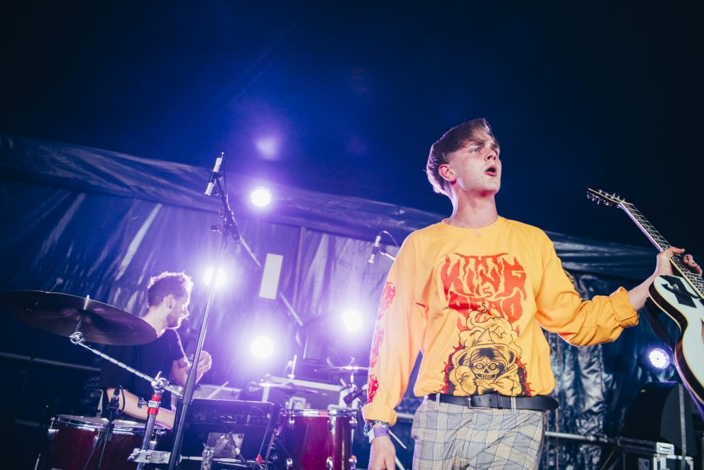 Delaire The Liar prove themselves as ones to watch at 2000trees 2019