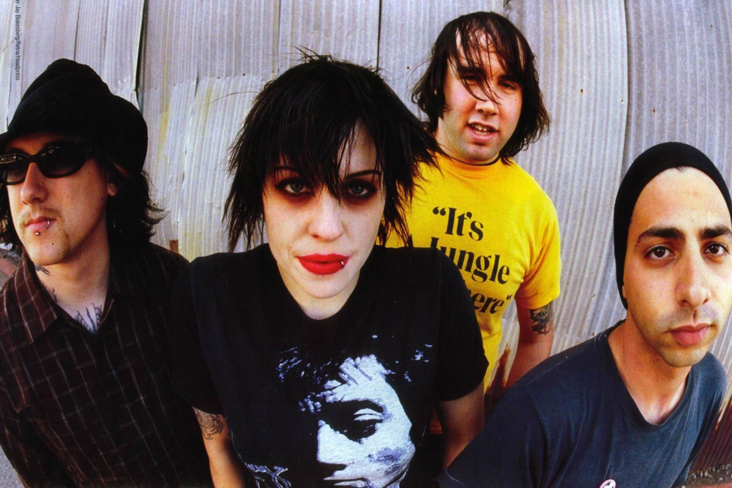 Brody Dalle says The Distillers are going to record a new album this spring