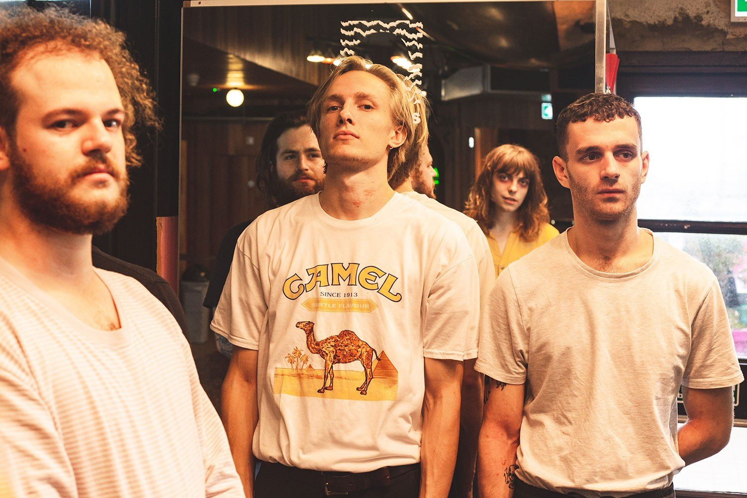 Ditz have released a new video for their track 'Role Model'