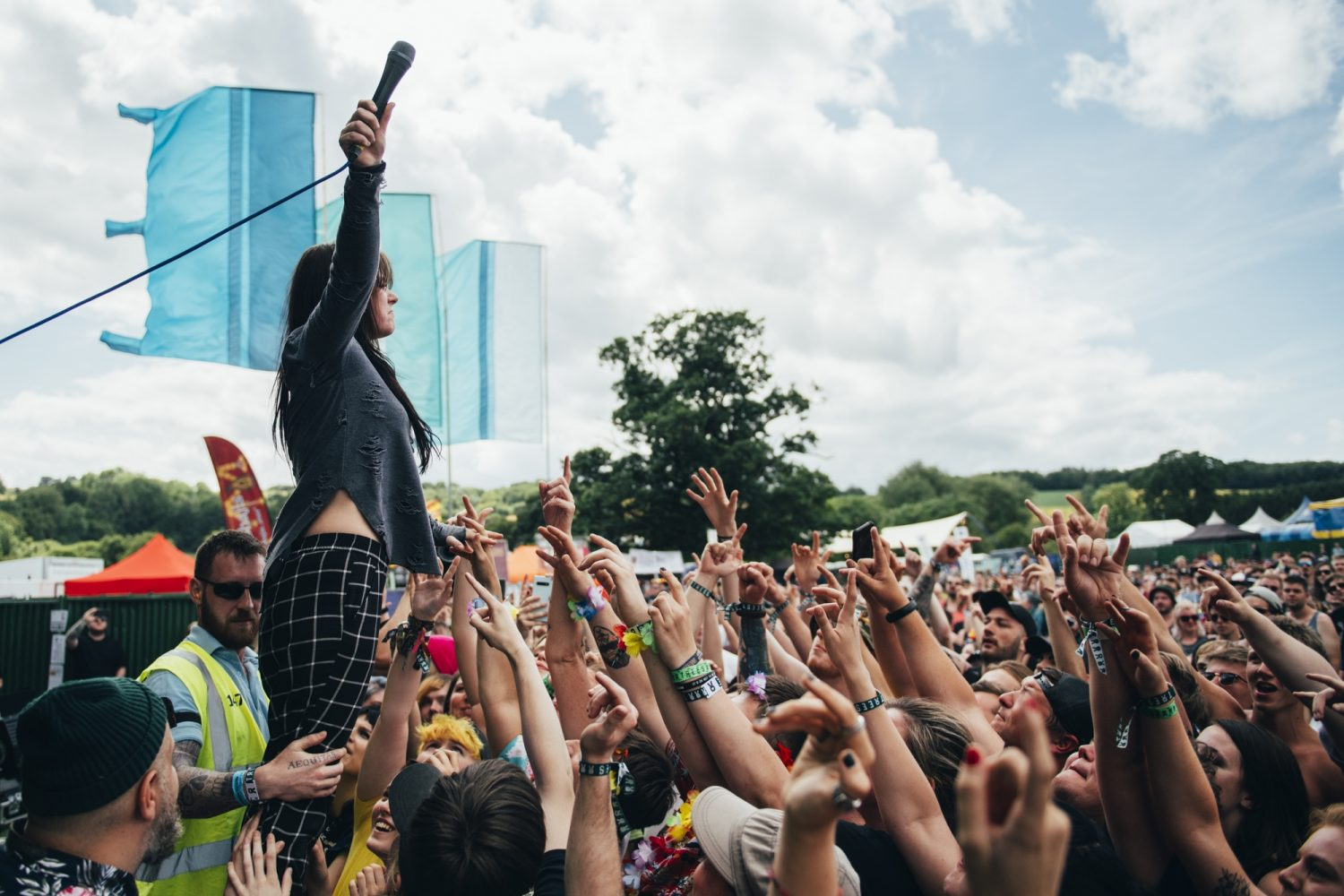Dream State show what they're made of at 2000trees 2019