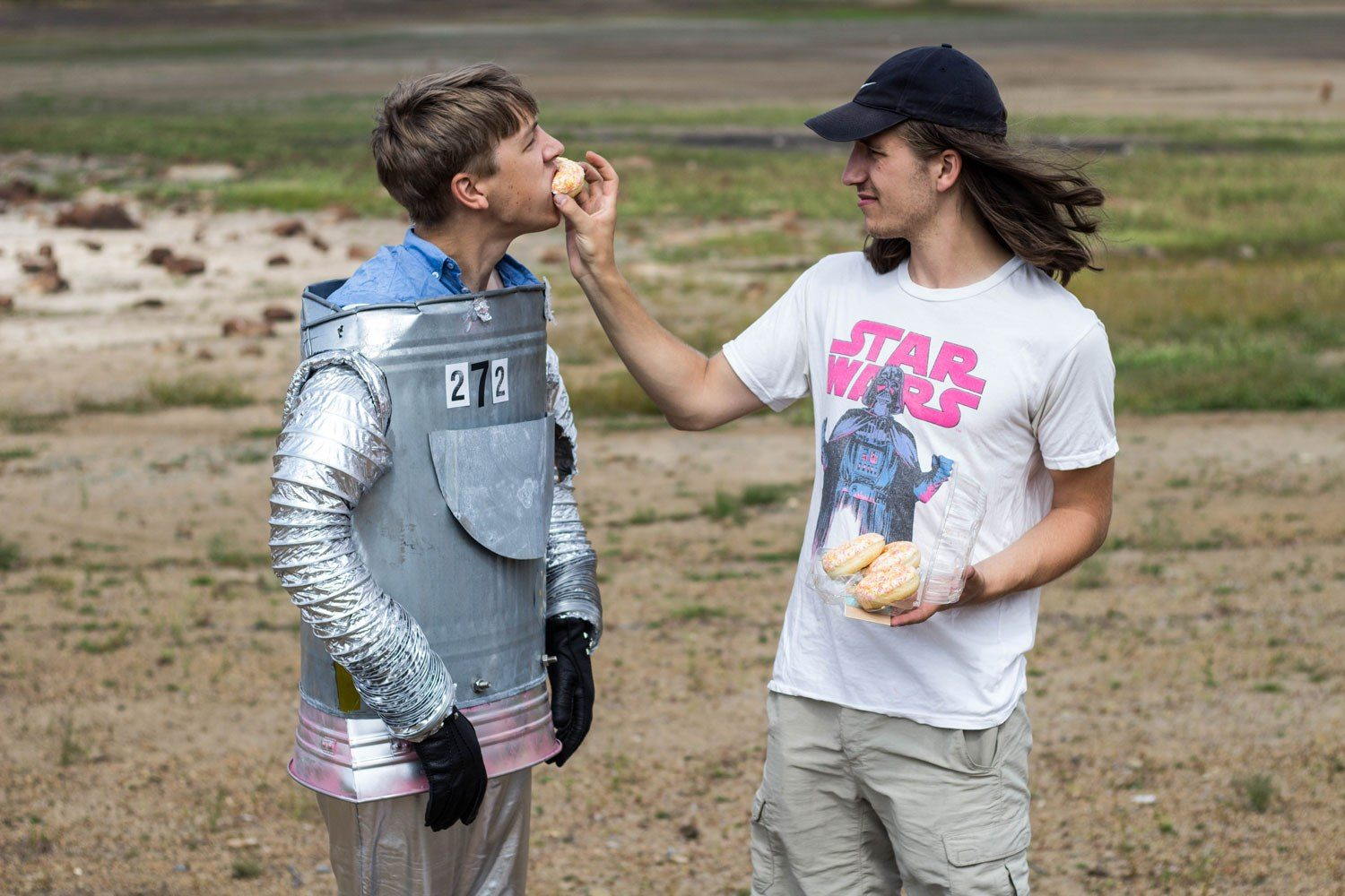 Drenge have released a new slime-filled video for 'Never See The Signs'