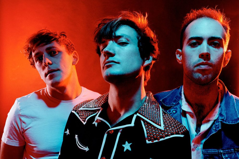 "The Dirty Nil: ""It's taking darker stuff and turning it into something positive"""