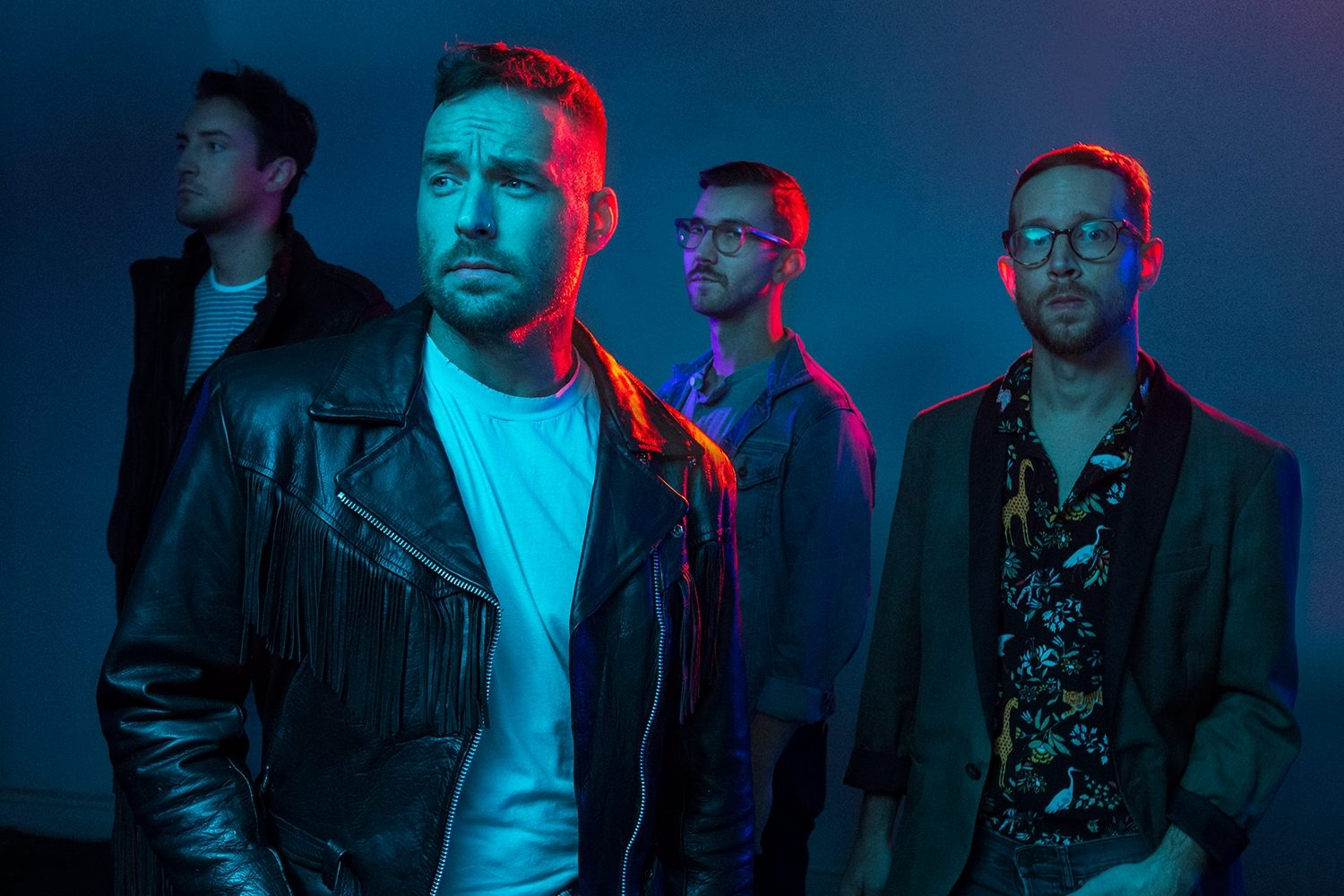 It's Emarosa, but not as you know them: Bradley Walden discusses the band's glam new sound