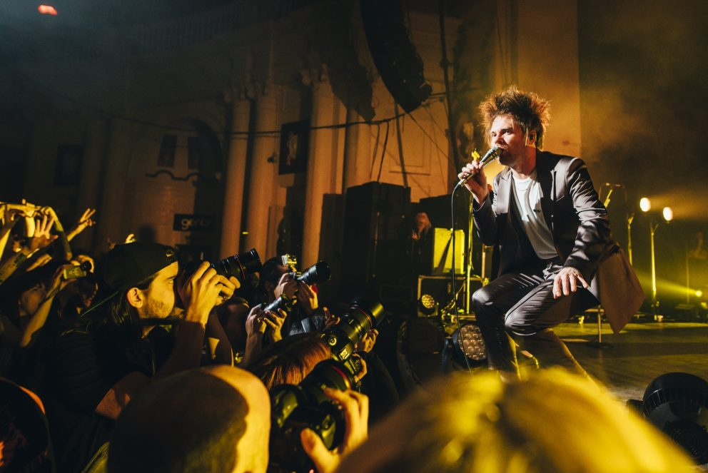 Enter Shikari are set to play an intimate new show this weekend