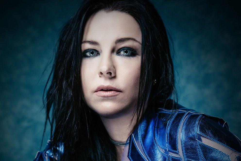 "Evanescence: ""The biggest bitter truth is that life is short; we're mortal, we don't have forever"""
