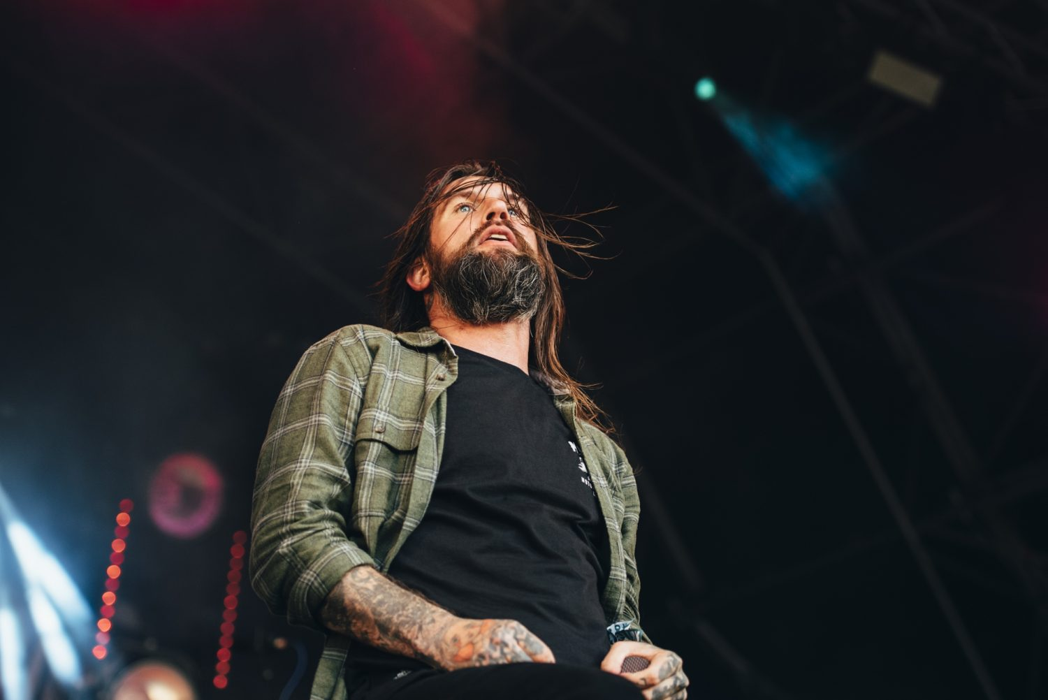 Every Time I Die played a huge set at 2000trees 2019