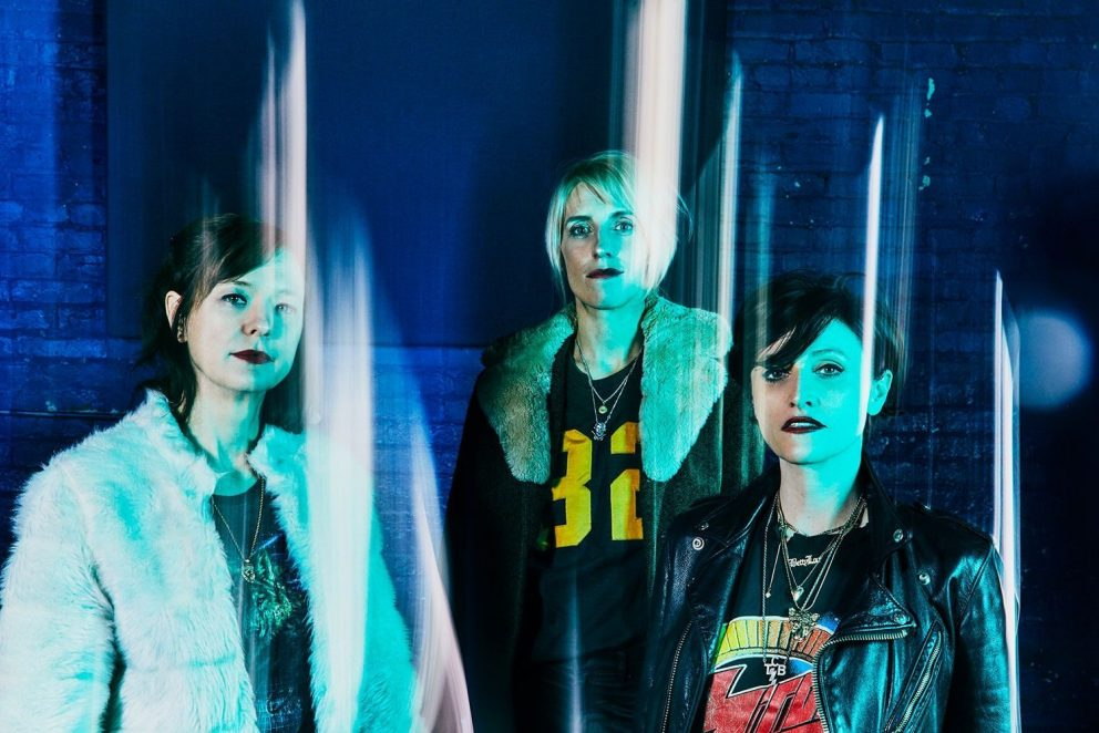 """Ex Hex are more psychedelic, more punk, and more powerful than ever: """"It's not just fun and games anymore"""""""