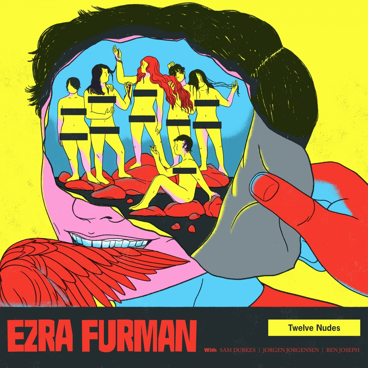 Ezra Furman's 'Twelve Nudes' is a love letter to the punk genre, full of pain, passion and fervour