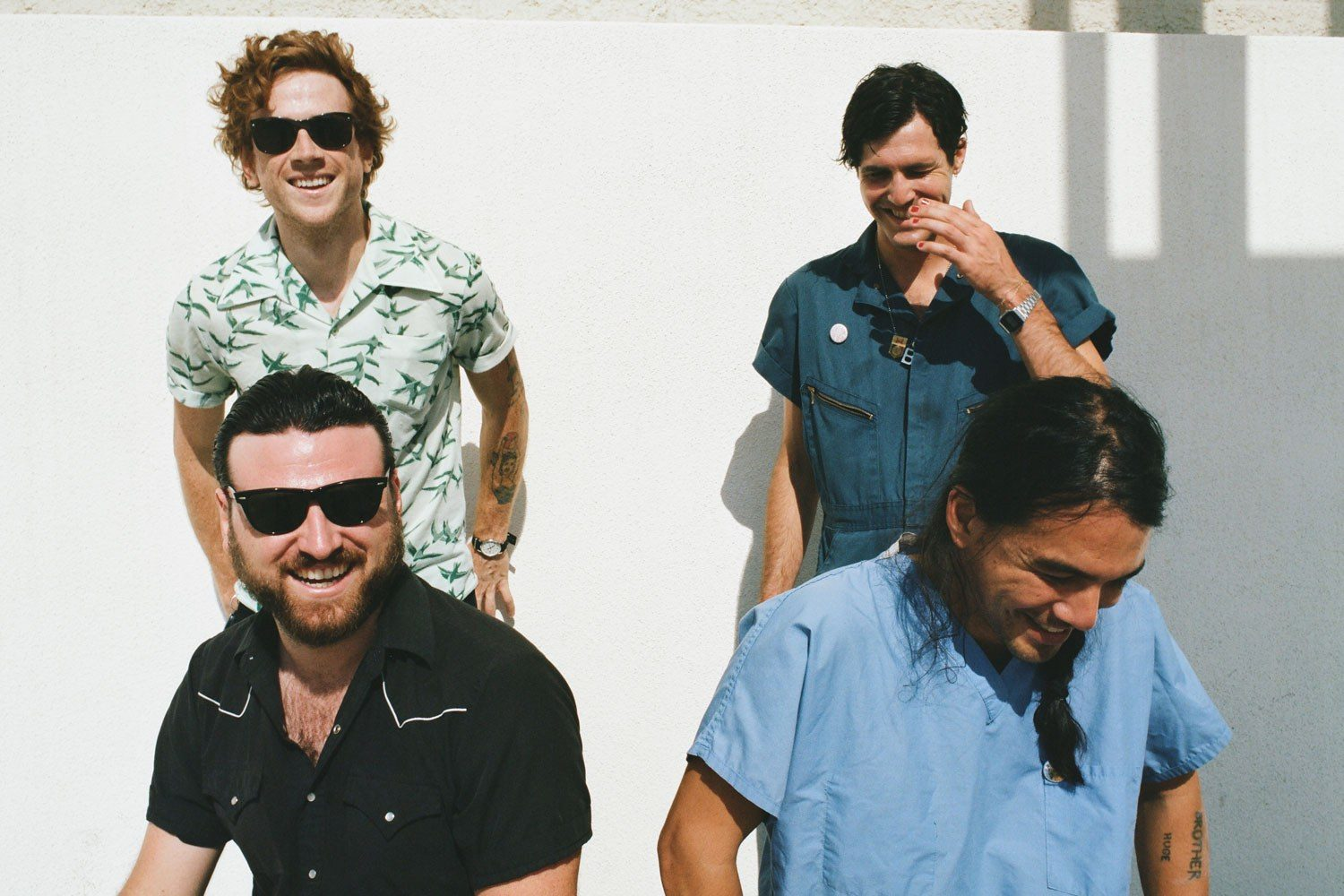 FIDLAR have dropped a brand new track, 'By Myself'