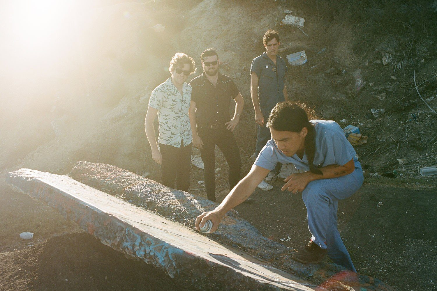 FIDLAR have dropped a brand new track, 'Too Real'
