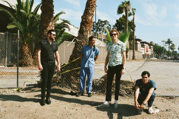 FIDLAR have dropped a new video for 'Flake'