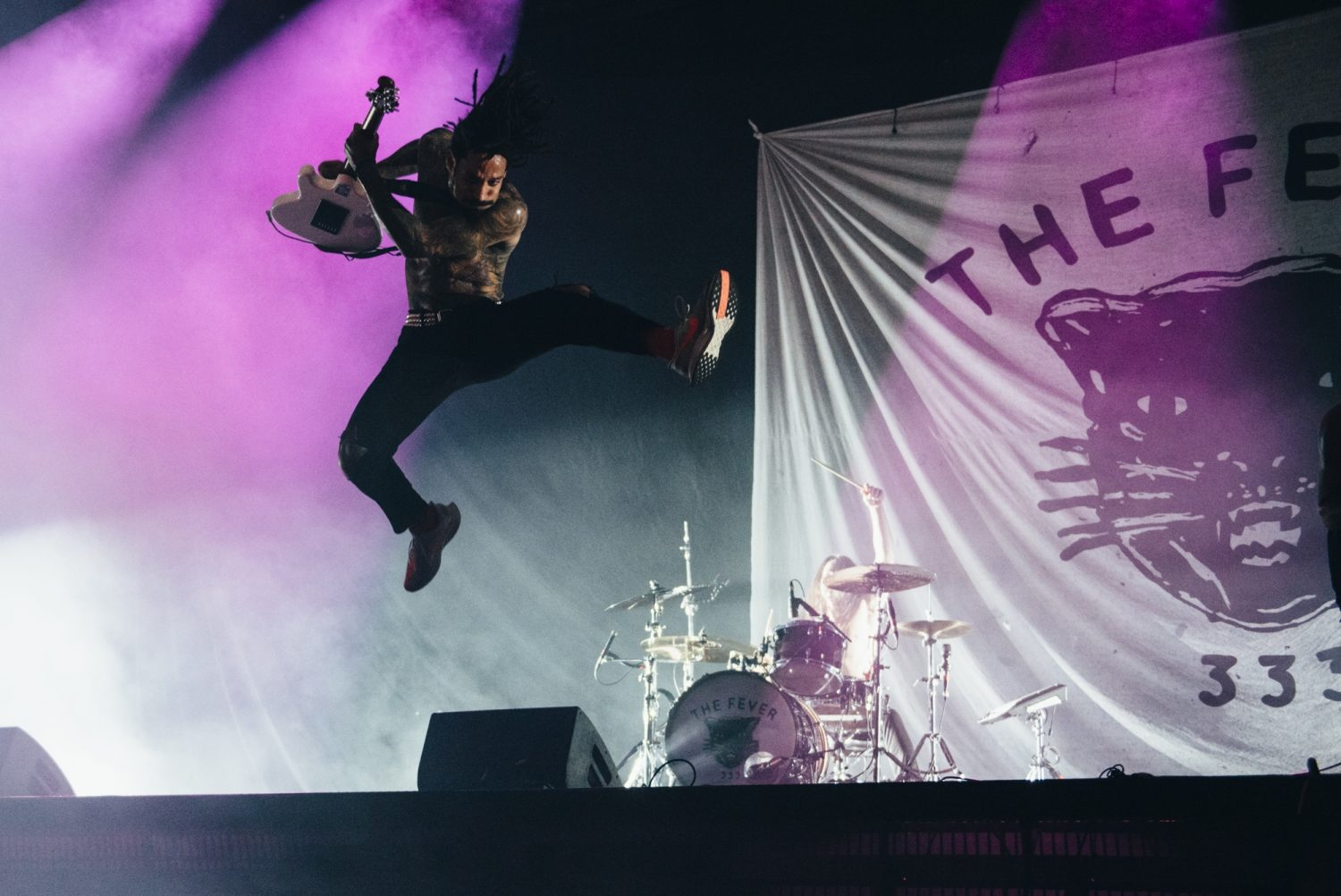 Bring Me The Horizon reclaim their throne at Ally Pally