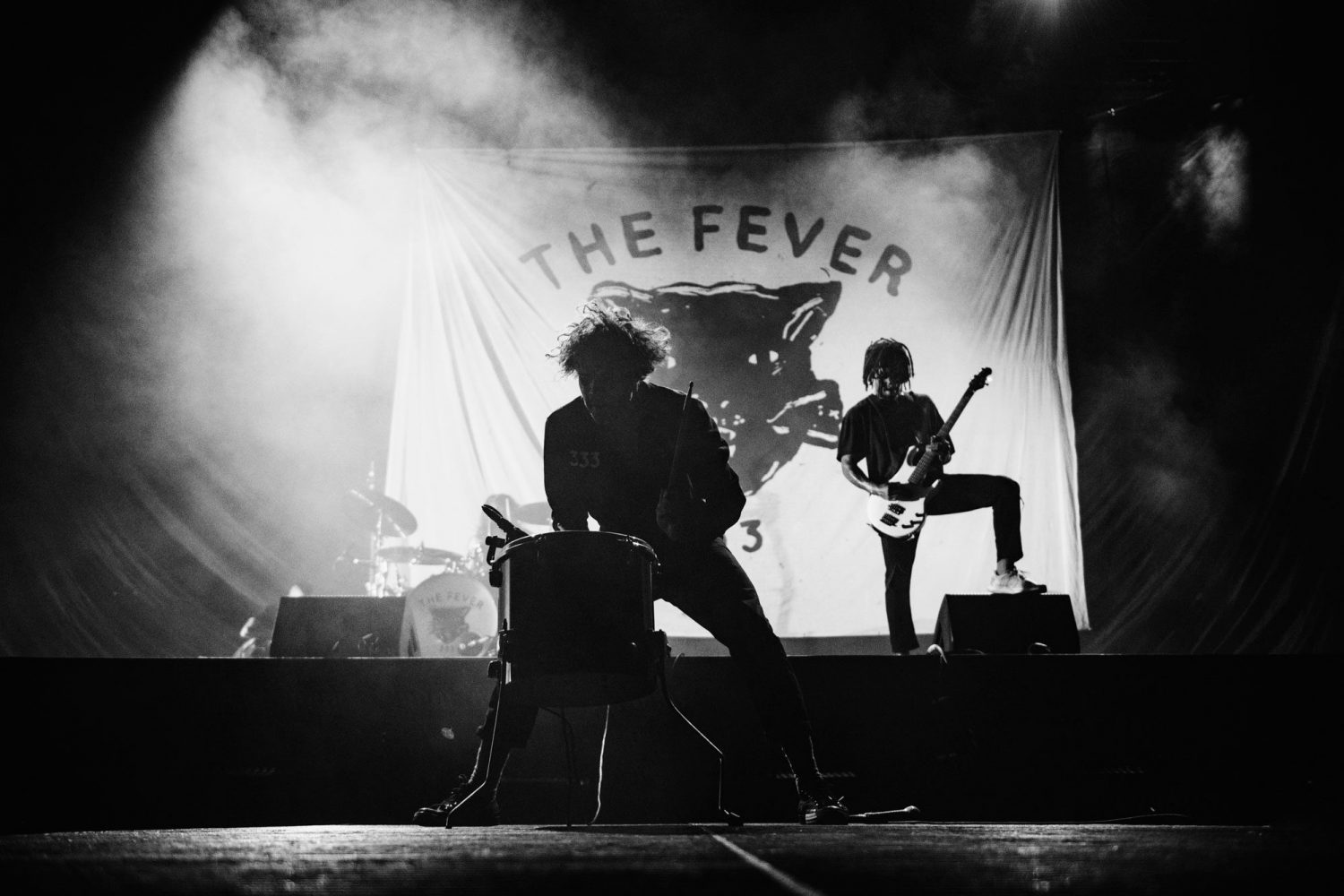 The new issue of Upset, featuring Fever 333, is out now