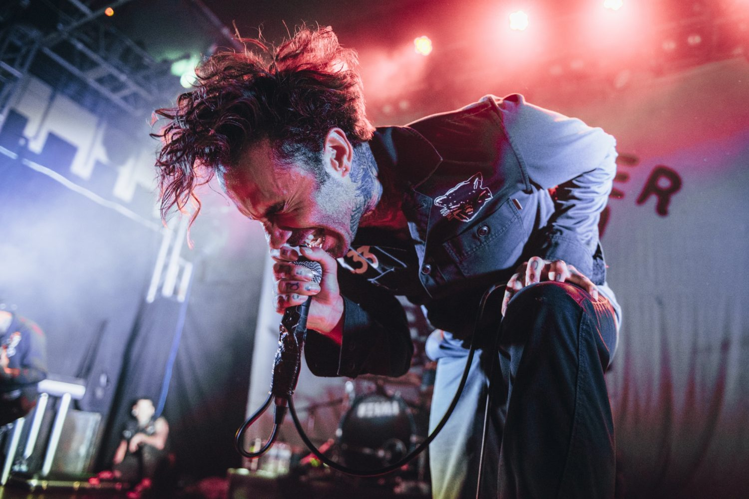 Fever 333 have released their debut album, give 'Strength In Numb333rs' a listen now
