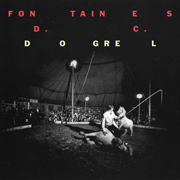 Fontaines D.C. find detail and beauty in the mundane with their debut album, 'Dogrel'