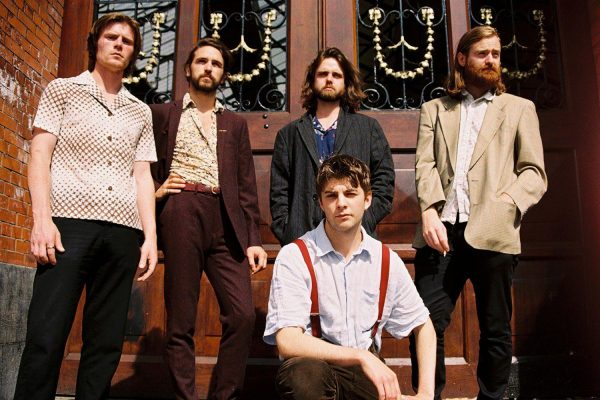 Fontaines DC have been forced to cancel a few festival sets due to health issues
