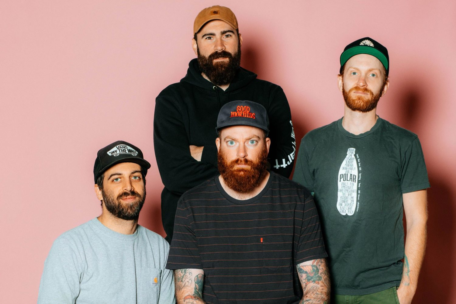 "Four Year Strong: ""We've been going on a journey of, who am I?"""