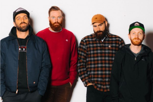 Four Year Strong's new album 'Brain Pain' is coming in February