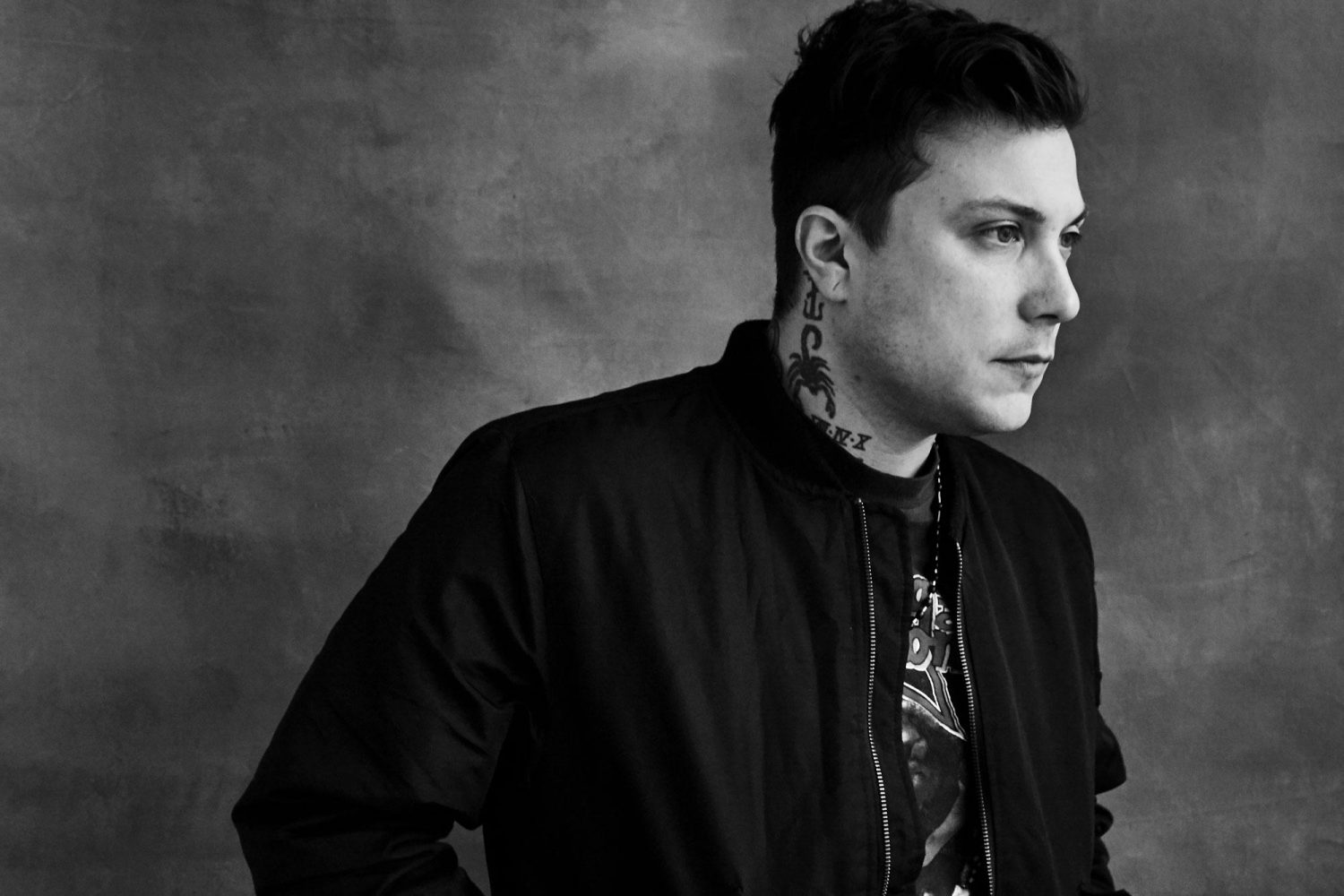 "Frank Iero: ""It's very much my MO to do the thing that scares the shit out of me"""