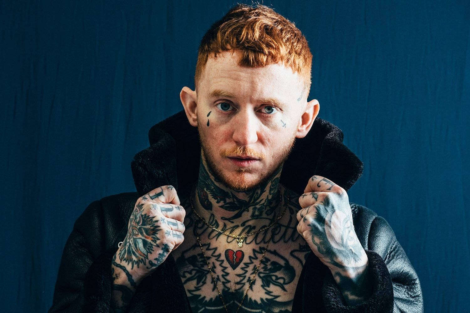 "Frank Carter & The Rattlesnakes make up for lost time: ""I realised how much I had been missing"""