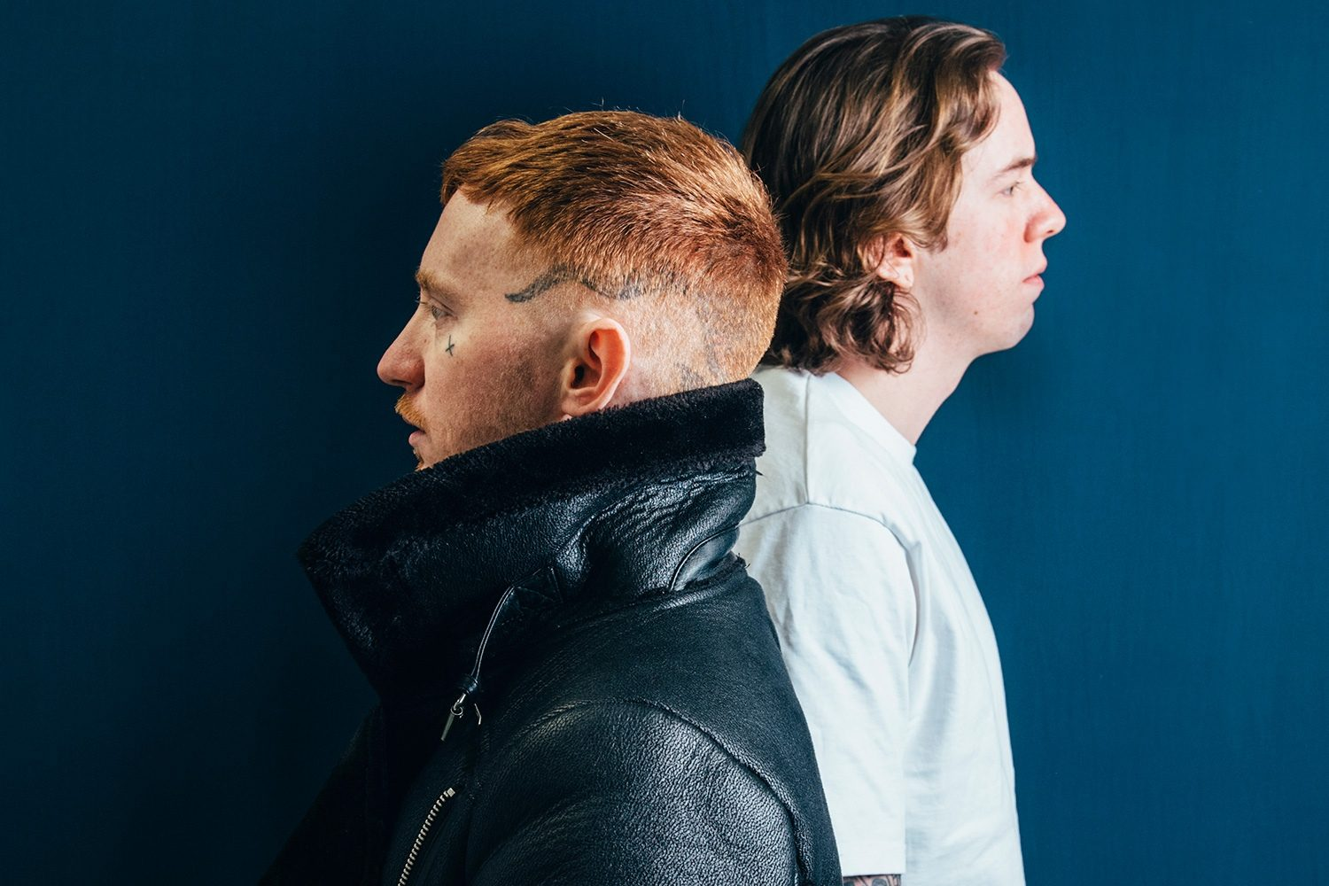 """Frank Carter and the Rattlesnakes are on a mission: """"A revolution starts with a big fucking change"""""""