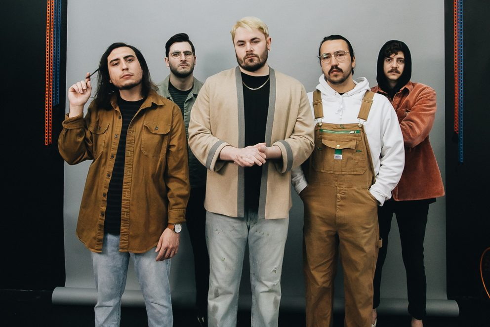 """Free Throw: """"We tried to keep the band fun, while also tackling serious topics"""""""
