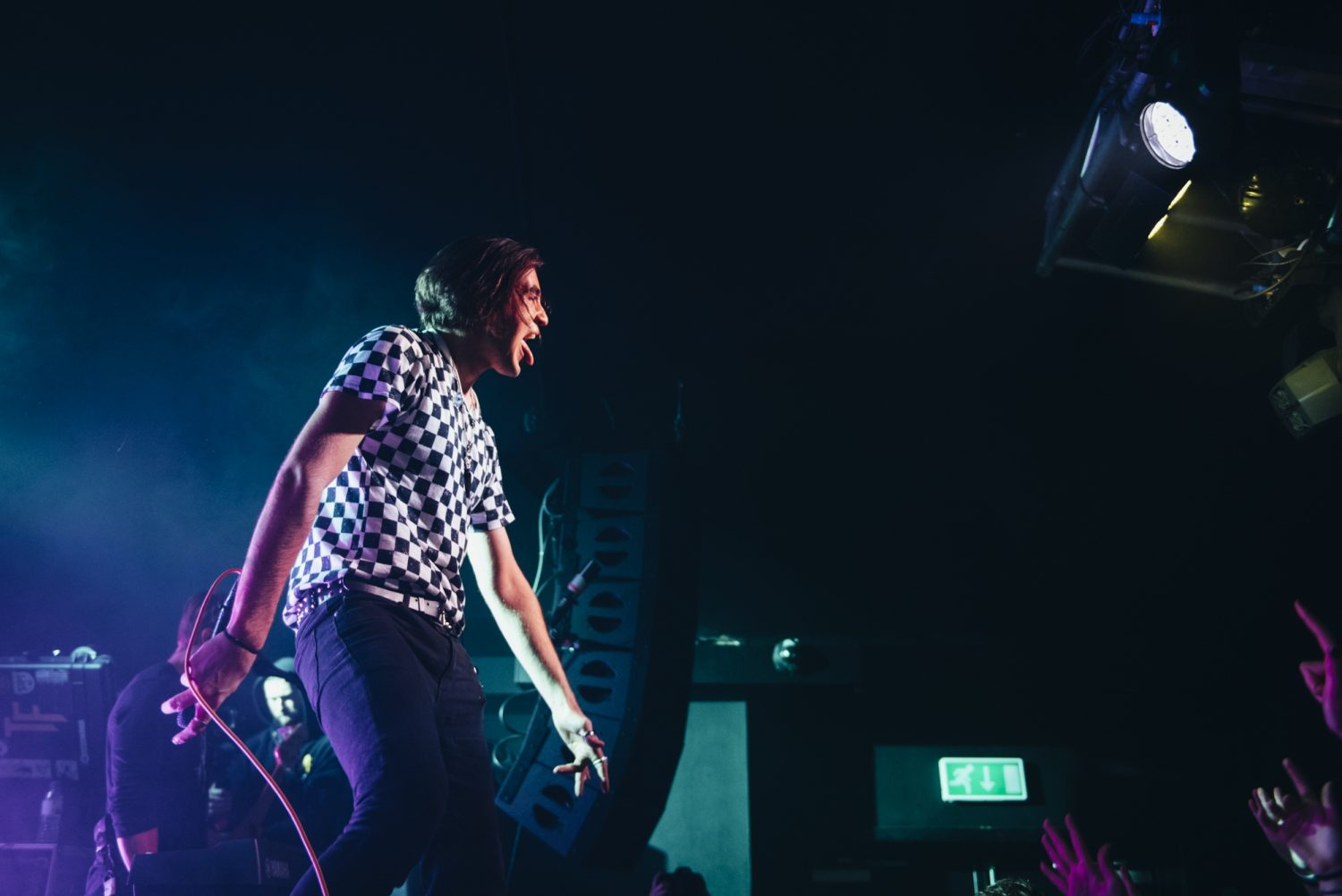 Check out these photos from The Faim's big ol' London show.