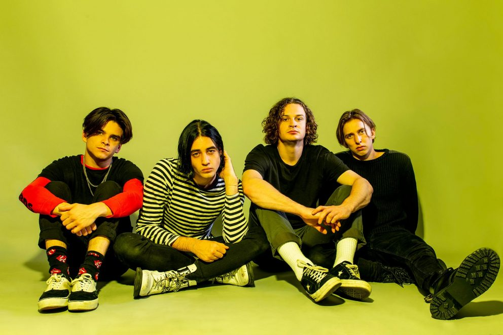 Check out The Faim's Aussie playlist, feat. Stella Donnelly, Spacey Jane and more