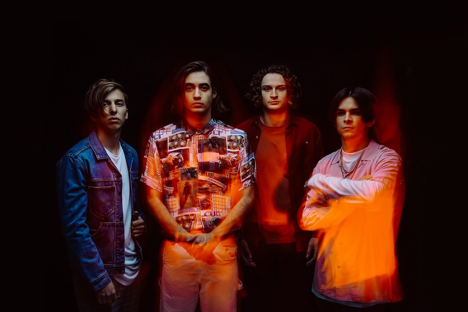 The Faim work out what it means to be human, with their new video for 'Humans'