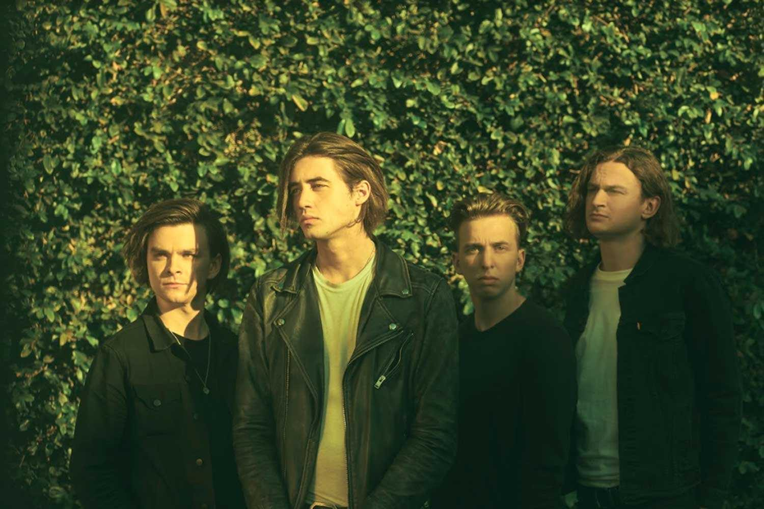 The Faim have released a new video for 'Buying Time'