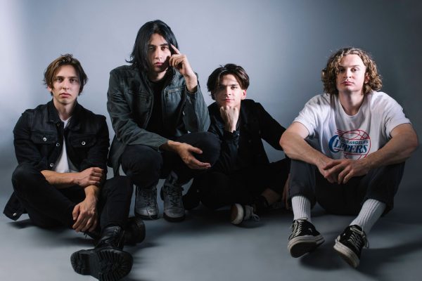 "Josh Raven on The Faim's debut album, 'State of Mind': ""I'm an impulsive, emotional wildcard who happens to write music"""