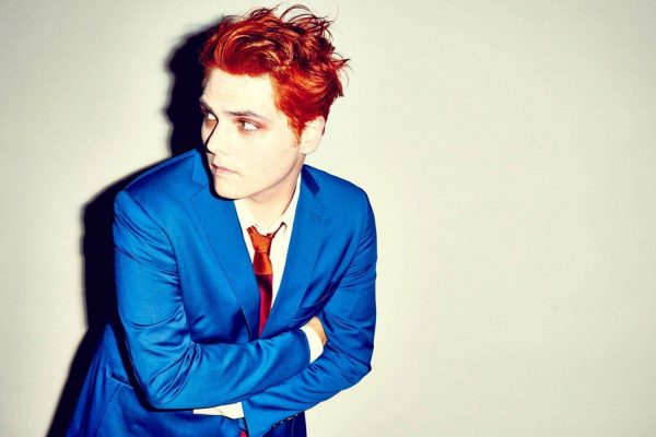 Gerard Way is releasing new music this week