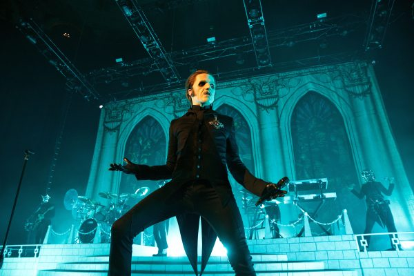 The Royal Albert Hall hasn't seen anything like this Ghost gig