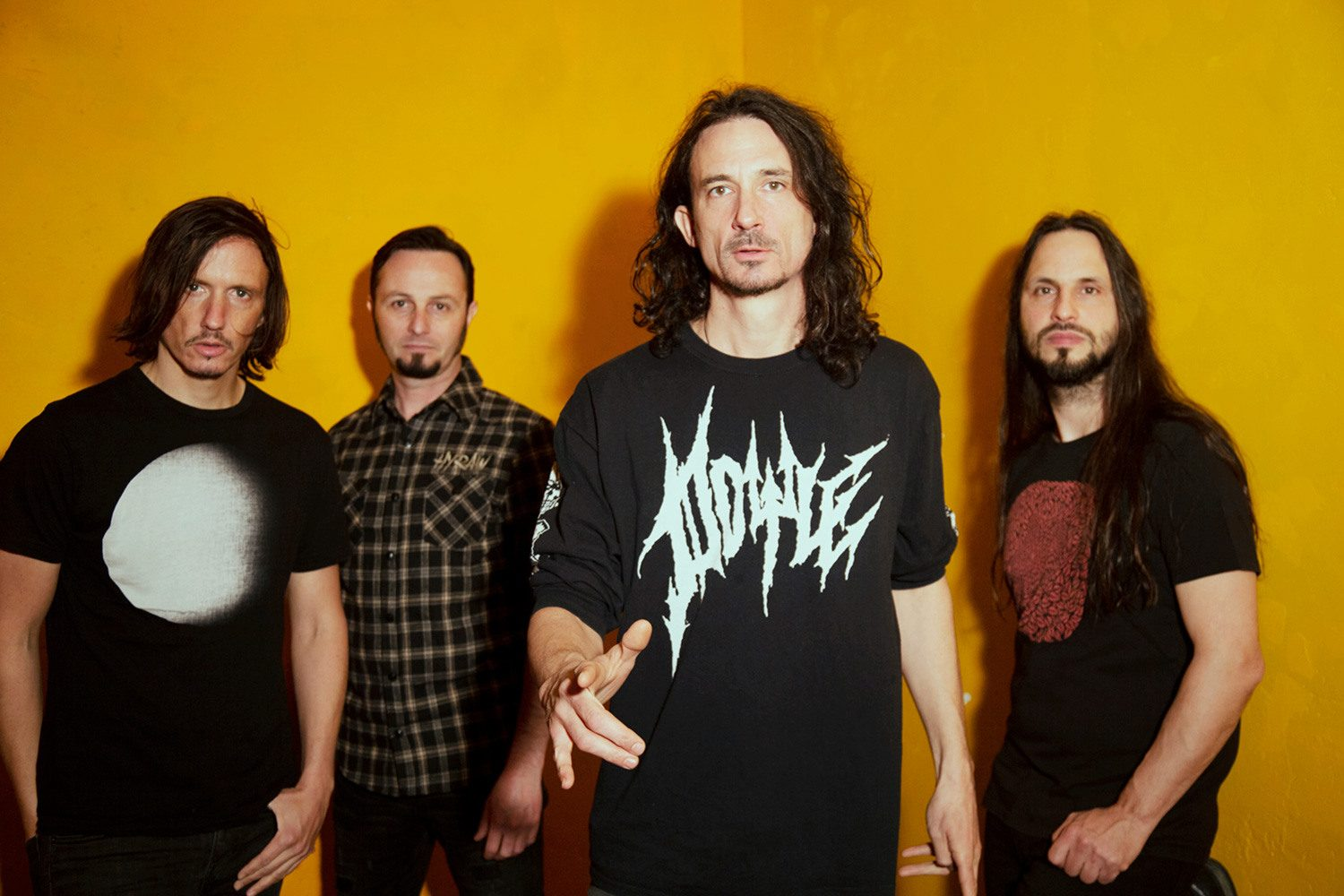 "Gojira: ""If you're not part of the solution, you are part of the problem"""