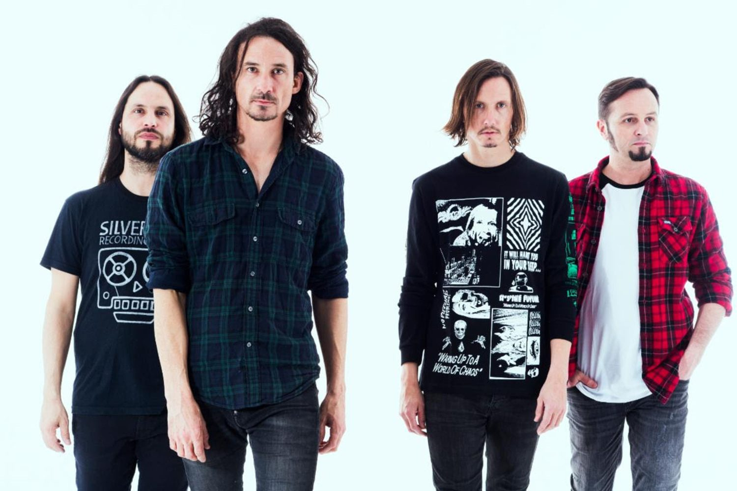Gojira have dropped their new single, 'The Chant'