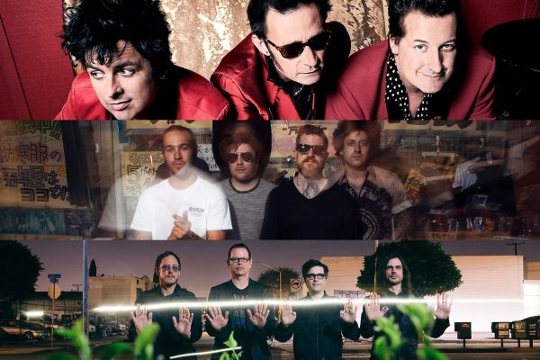 It's official: Green Day, Weezer and Fall Out Boy have announced The Hella Mega Tour, new albums, and dropped new music