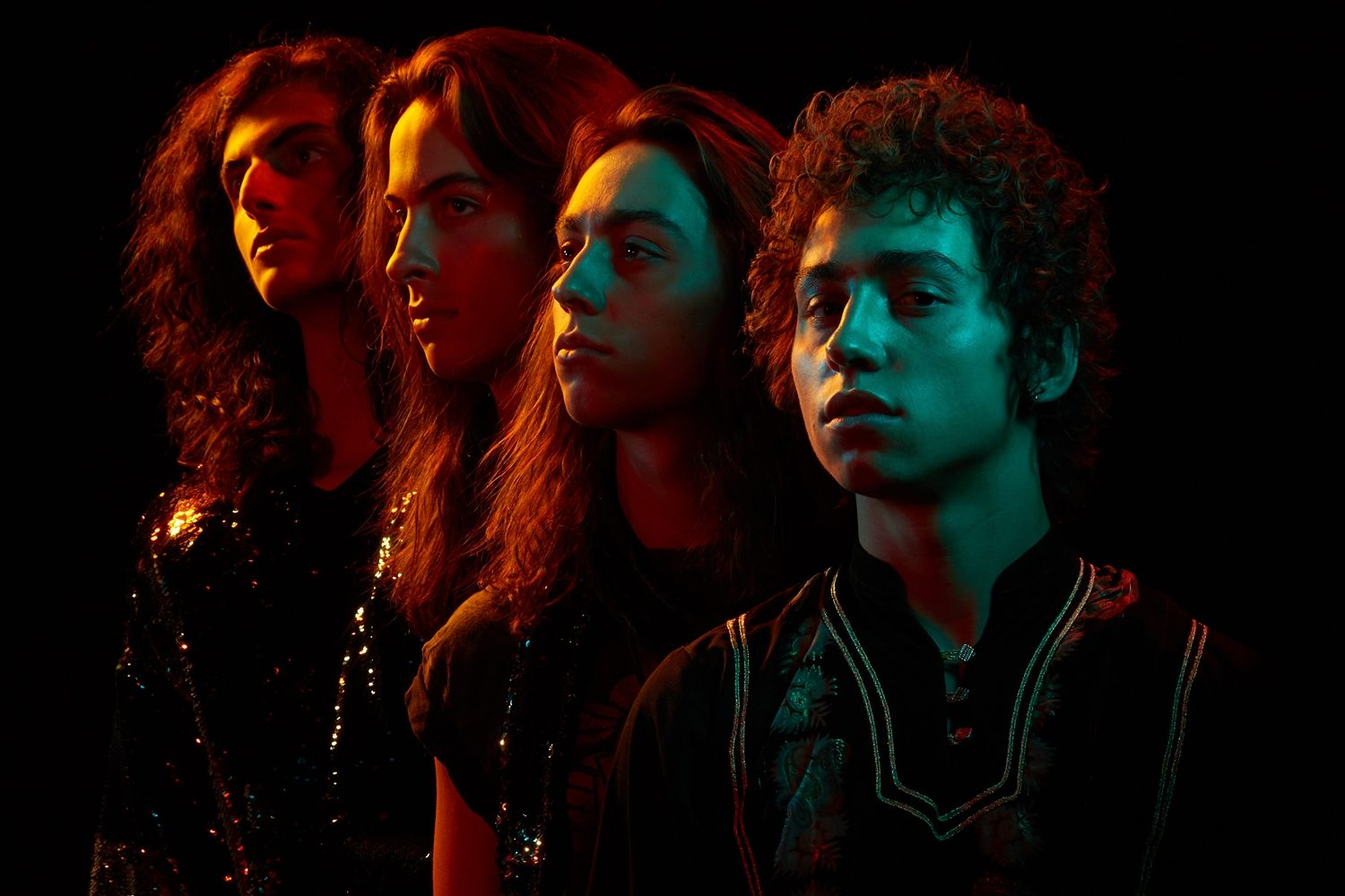 Greta Van Fleet have announced their debut album 'Anthem of the Peaceful Army'