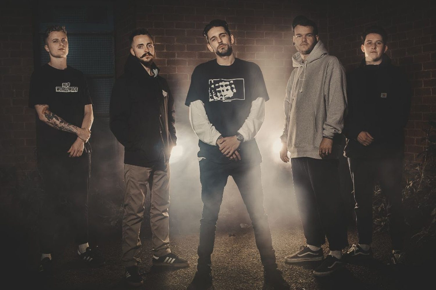 Newcastle's GroundCulture have released their new single, 'Life Won't Wait'