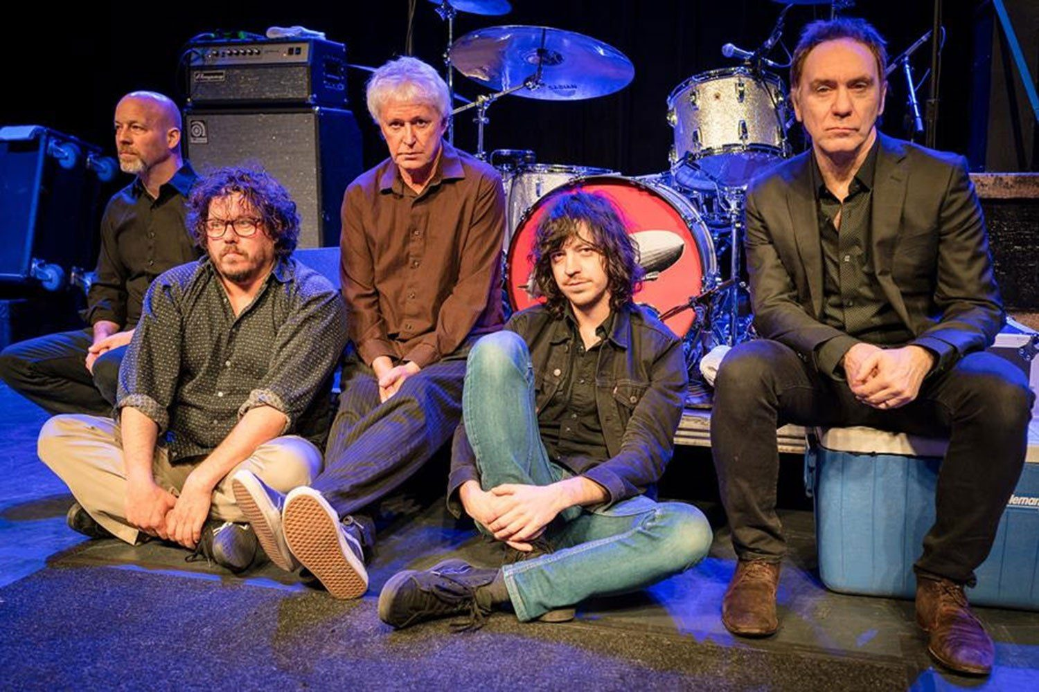 Guided By Voices have announced their first UK show in over 15 years