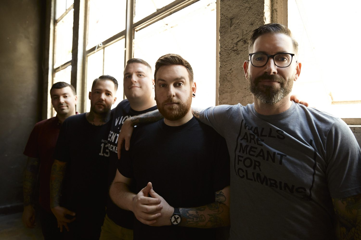 """The Ghost Inside have shared their new track 'Pressure Point': """"We embraced being pissed off"""""""
