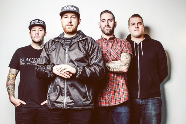 The Ghost Inside are working on new music