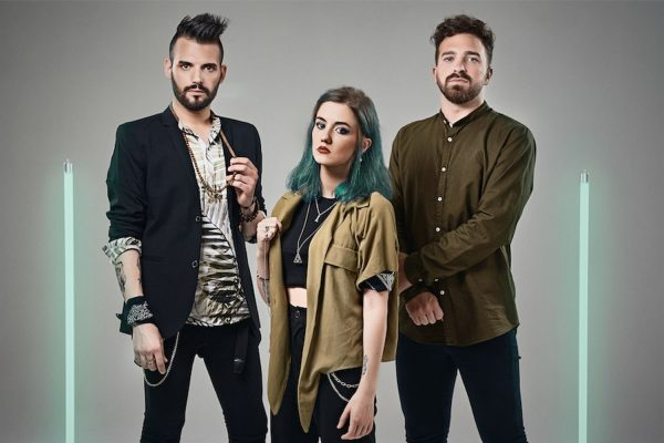 Halflives have booked in a new headline tour for July