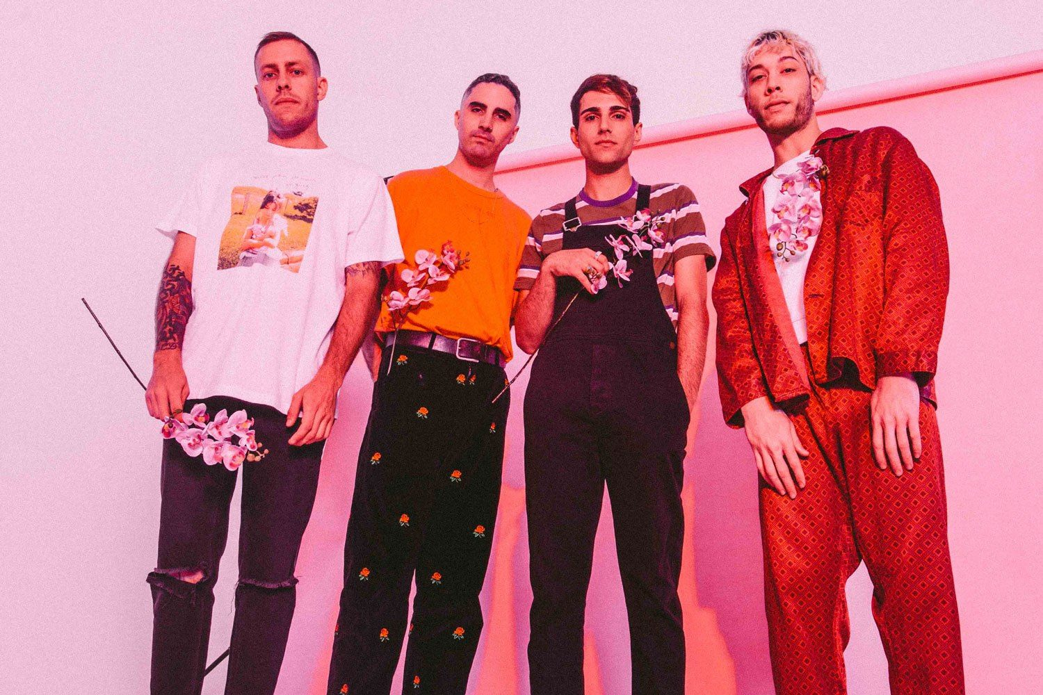 "Hellions: ""We were shouting at ourselves, not the world"""