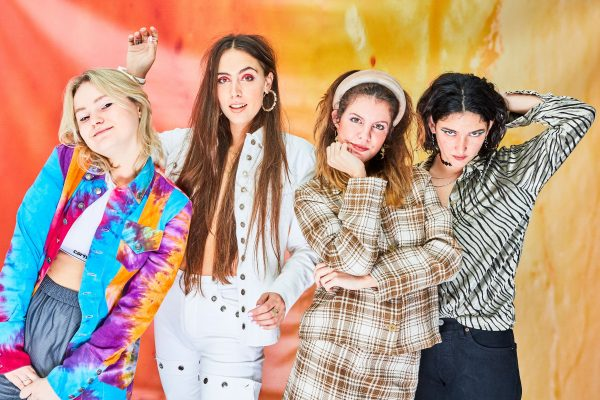 Hinds are back with a new single, check out 'Riding Solo' now